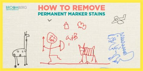 How To Remove Stains by How To Remove Permanent Marker Stains On Clothes