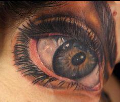 melissa monroe tattoo artist realistic eyeball ink master ink
