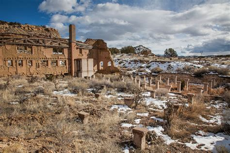 abandoned places in new mexico the ghosts of new mexico s abandoned mining towns al jazeera
