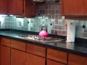 etched glass backsplash blue and silver etched glass accent tile backsplash