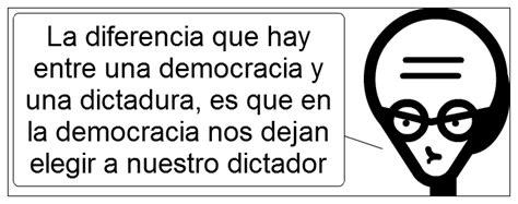 la democracia es una farsa de la que se ha servido la masoneria para stripgenerator com democracia vs dictadura