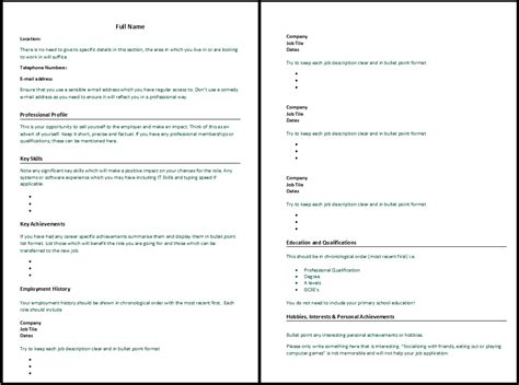 How To Write A Cv how to write a cv fotolip rich image and wallpaper