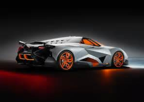 Lamborghini Egoista On The Road Lamborghini Egoista Concept For 50th Anniversary