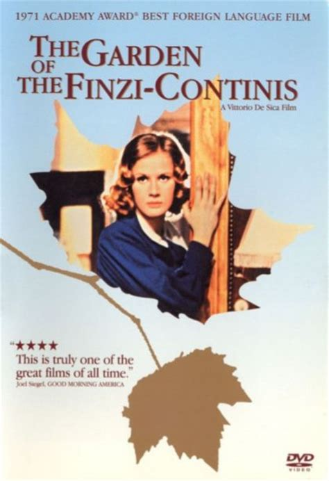 garden of the finzi continis 1970 on collectorz