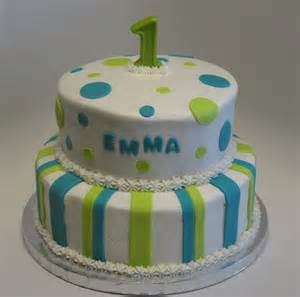 two tiered 1st birthday cake super sweet tooth