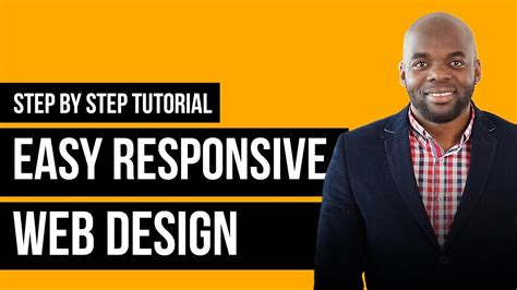 typography tutorial step by step responsive web design tutorial step by step for beginners