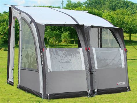 inflatable motorhome awning image gallery inflatable awnings for caravans