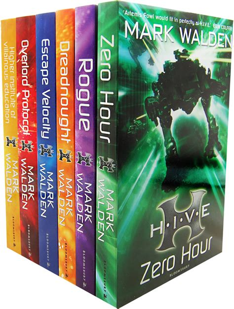 Walden Hive Collection 6 Books Set H I V E Series Ebay