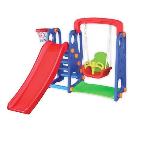 juegos infantiles jardin juego de jard 237 n para ni 241 os columpio resbal 237 n 89 990