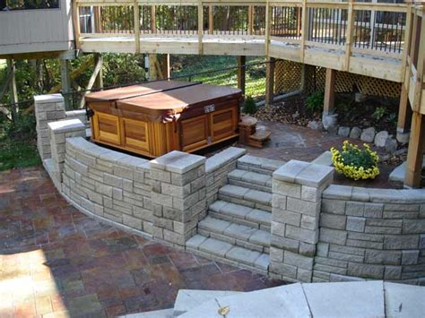 retaining wall to level backyard backyard retaining wall makeover tips