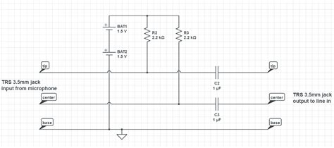 microphone coupling capacitor how to choose coupling capacitors in an audio circuit page 1