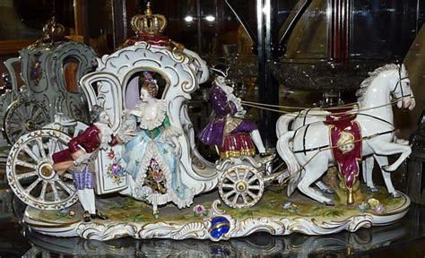 len dresden 1000 images about porcelain carriages on