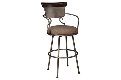 Moriann Counter Height Bar Stool Estimatedhomevalue Info   moriann bar height bar stool ashley furniture homestore