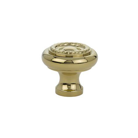 Emtek Cabinet Knobs by Brass Rope Cabinet Knob American Designer Entry Sets Cabinet Knobs Emtek Products Inc