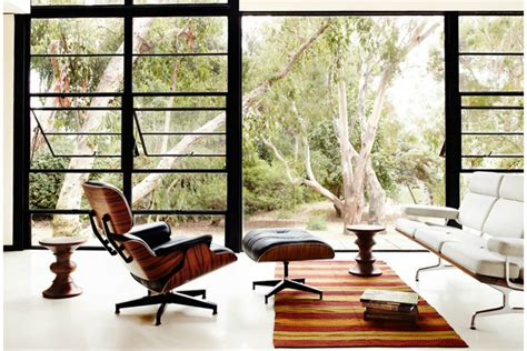 Eames Chair Living Room Living Room Essentials Eames Lounge Chair And Ottoman Living Room Ideas