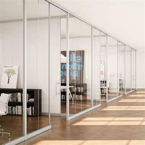 divisori mobili per ufficio pareti divisorie per ufficio in vetro