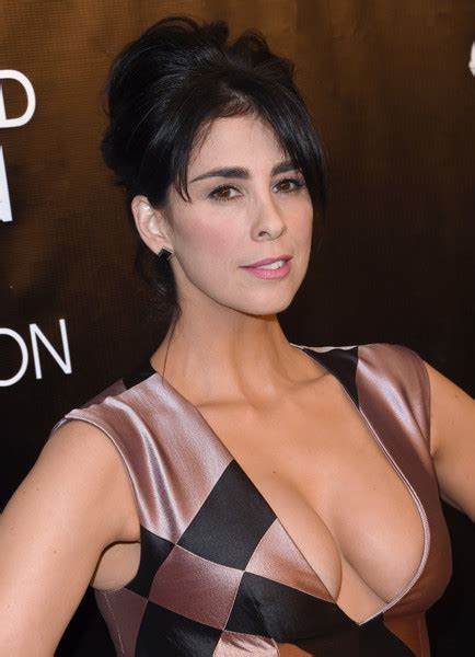 sarah silvermans hairy body sarah silverman beehive newest looks stylebistro