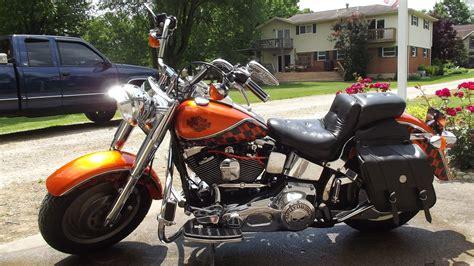 1999 Harley Davidson® FLSTF Fat Boy® (Custom), Mason, Ohio