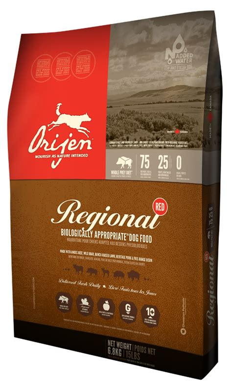 dog food coupons orijen regional red orijen