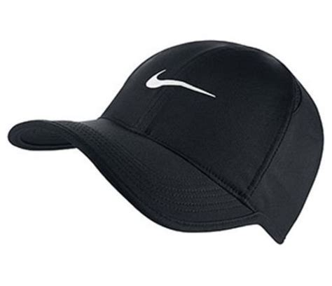 nike women s feather light adjustable hat nwt nike women s dri fit feather light running tennis hat