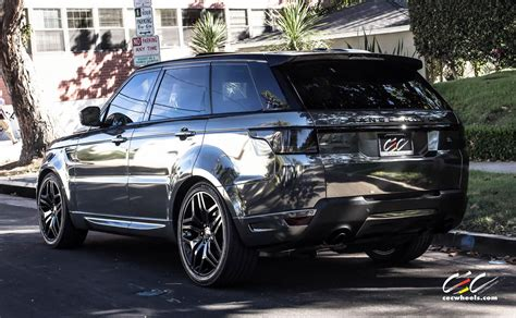 chrome range rover sport 2015 cec wheels tuning cars suv range rover sport chrome