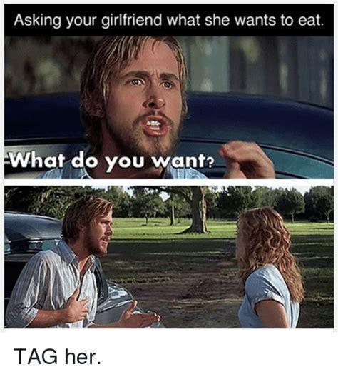 girlfriend     eat