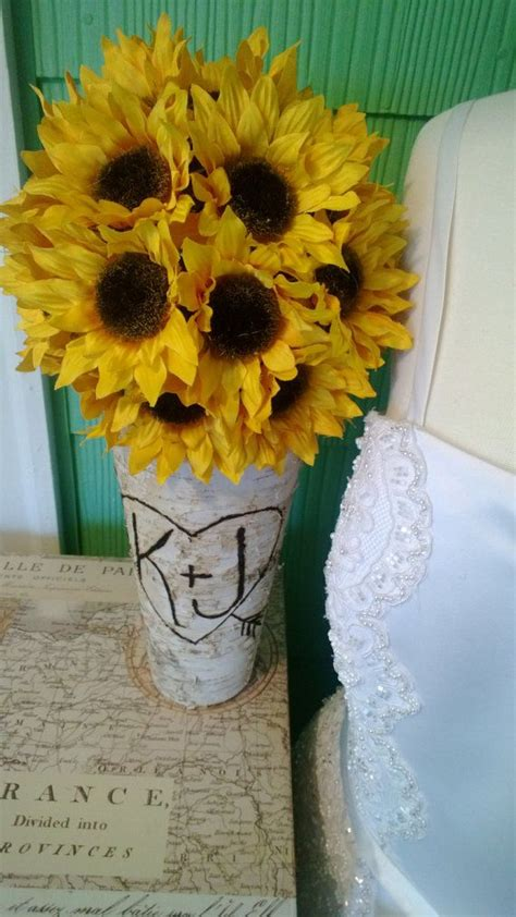 17 best images about sunflower wedding on