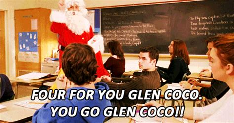 You Go Glen Coco Meme - mean girls glen coco gif find share on giphy