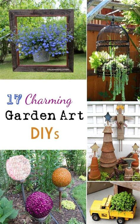 Diy Ideas For Garden Garden Diy Gardening