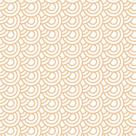 pattern design photo orange circles pattern design vector free download