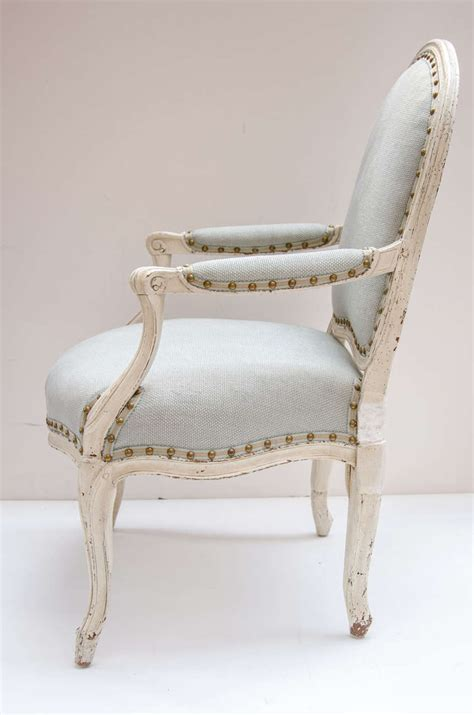 french provincial armchairs pair of french provincial armchairs with louis xvi design