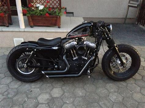 Auspuff Motorrad Strafe by Xl 1200 Forty Eight Lenker Umbau Drag Bar 82cm Forty