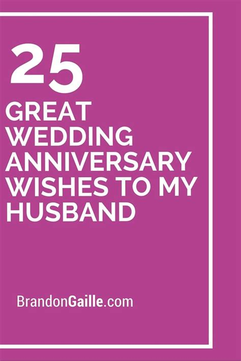 Wedding Anniversary Wishes To My Husband by Wedding Anniversary Wishes To My Husband And Wedding