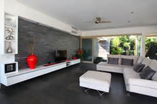 Stone Wall Tiles For Living Room by Island Stone Silver Quartzitic Slate Large Strip Living