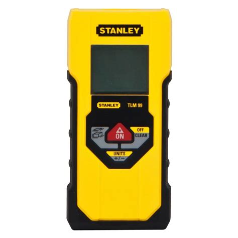 stanley tlm99 laser distance measurer stht77138x the