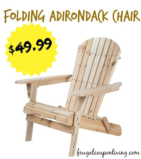 Adirondack Chairs Only by Adirondack Chair Only 49 99 With Free Shipping To Store