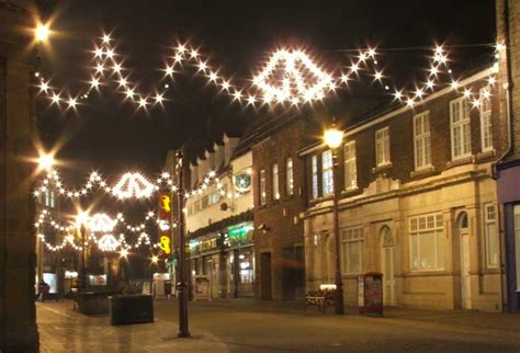 banbury christmas lights