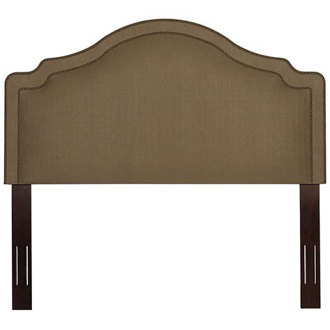 Headboard Padding by Versailles Padded Headboard Brown Sugar In Beds And