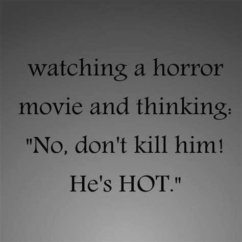 film horror quotes scary movie funny quotes quotesgram