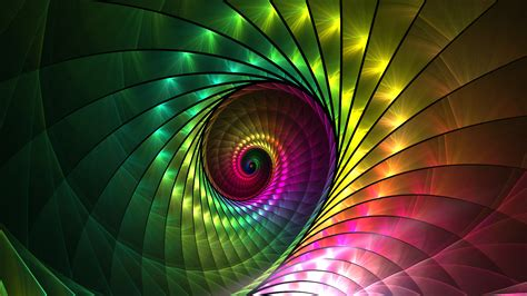 wallpaper 3d rainbow rainbow shell 3d wallpapers and images wallpapers