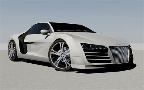 how to model a audi r8 in solidworks 12 hours in 5 minutes solidsmack audi r8 in autocad autocad 3d cad model grabcad