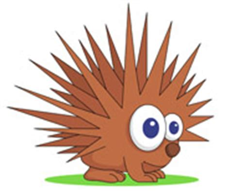 free porcupine clipart clip art pictures graphics