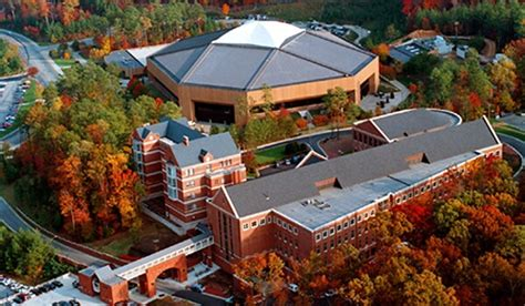 Top Mba Programs In Nc by 30 Most Beautiful College Cuses In The South Best