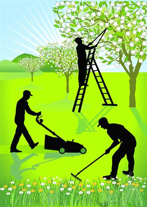 mantenimiento de un jardin
