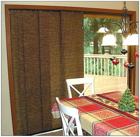 sliding door window treatments panels embroidered sheers