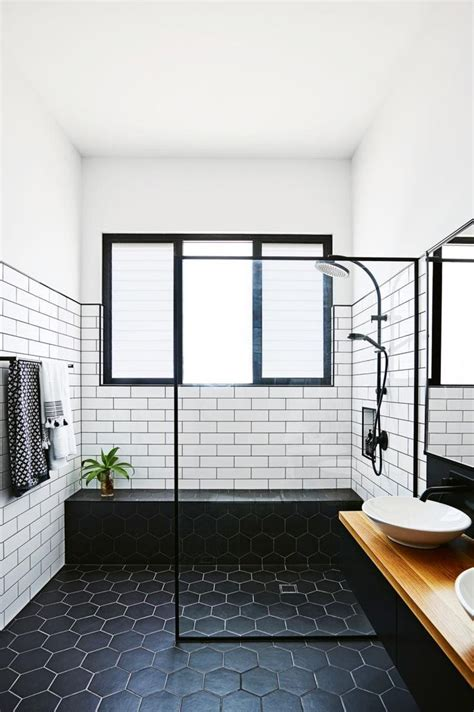 Black And White Wall For Bathroom by Glass Bathroom Design Black And White Australianwild Org
