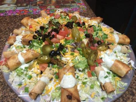 Patio Food by Appetizer Supreme Picture Of Mi Patio Mexican Food