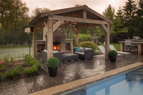 Oasis Patio Toronto by Arrowhead Oasis Traditional Patio Toronto By