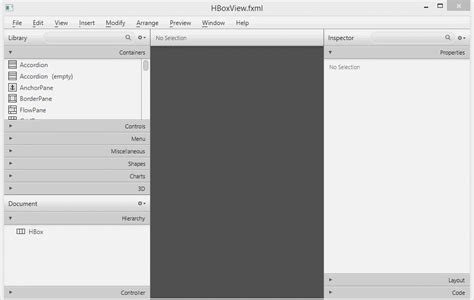 javafx layout alignment javafx hbox vbox layout tutorial