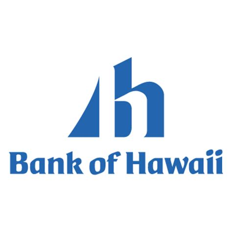 bank ofhawaii bank of hawaii logo vector logo boh vector